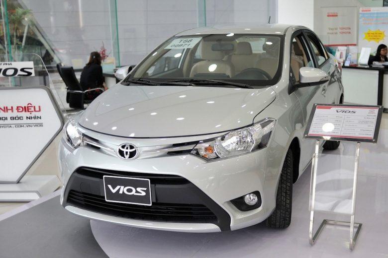 Toyota Vios Quảng Ninh