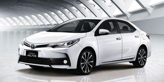 Bảng giá xe ô tô Toyota tháng 7/2019, ưu đãi mạnh cho Vios và Altis