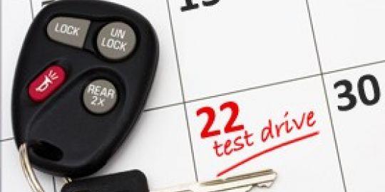 Chương trình trưng bày, lái thử xe và bảo dưỡng lưu động tại Vân Đồn 22/04/2017