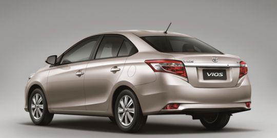 Giá xe Toyota 2018 – Giá xe Vios 2018 giảm giá bao nhiêu?