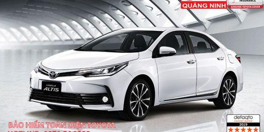Hướng dẫn thủ tục, quy trình bảo hiểm toàn diện Toyota