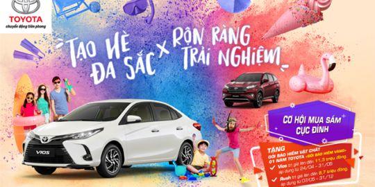 Rush 2021 Tăng tiện nghi - Giá không đổi, cùng nhiều khuyến mại cực ''hot'' tại Toyota Quảng Ninh
