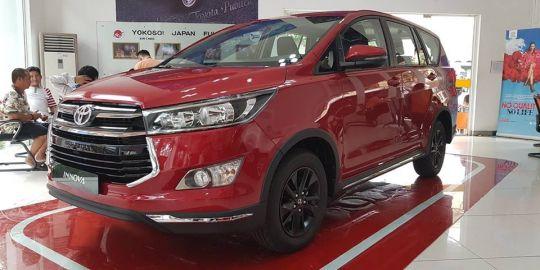 Toyota Innova mới, giá Innova mới bao nhiêu tại Việt Nam?