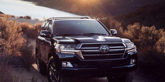 Toyota Land Cruiser 2020 có gì mới?