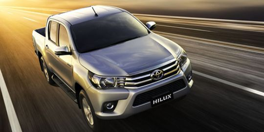 Toyota ra mắt Hilux Mới.Toyota Hilux 2018 giá bao nhiêu?