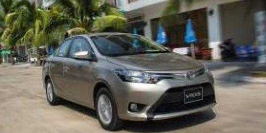 Toyota Việt Nam đạt doanh số tăng trưởng 20% trong tháng 5/2017
