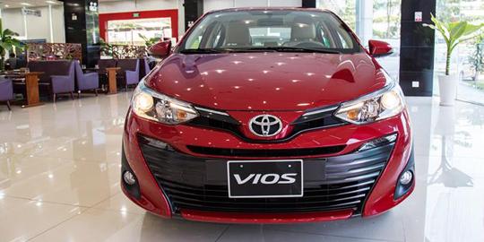 Toyota Vios 2018: Chương trình khuyến mại, giá lăn bánh tháng 6/2018 Tại Toyota Quảng Ninh