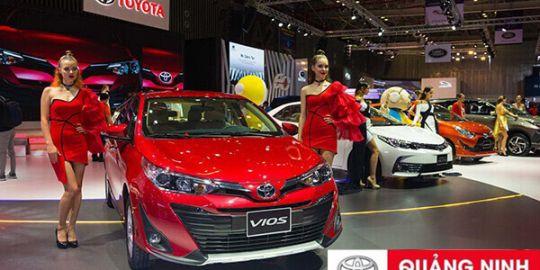 Toyota Vios 2020: Bổ sung nhiều tính năng mới, xe giao ngay tháng 1/2020