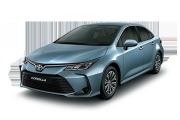 Corolla Altis 2.0V (CVT-i)