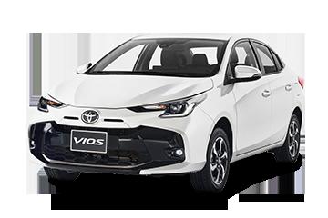 Giá xe Toyota Vios 2017 lăn bánh tại Quảng Ninh